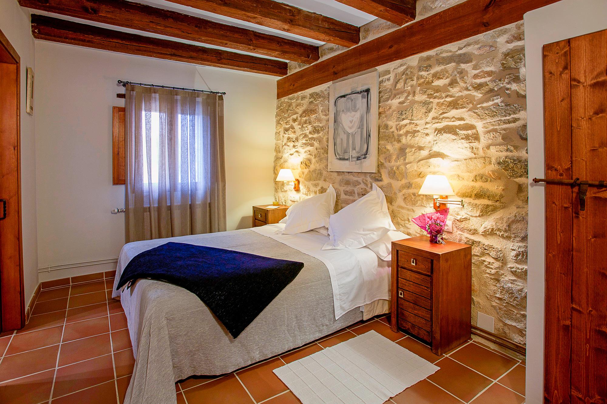 Habitación 1663 en Mas del Rei de Calaceite