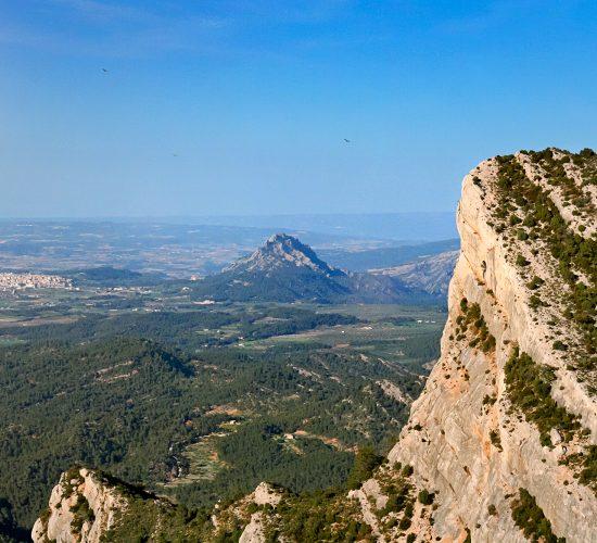Vistas desde Penyagalera. Beceite // © Jordi Ferrer Ber